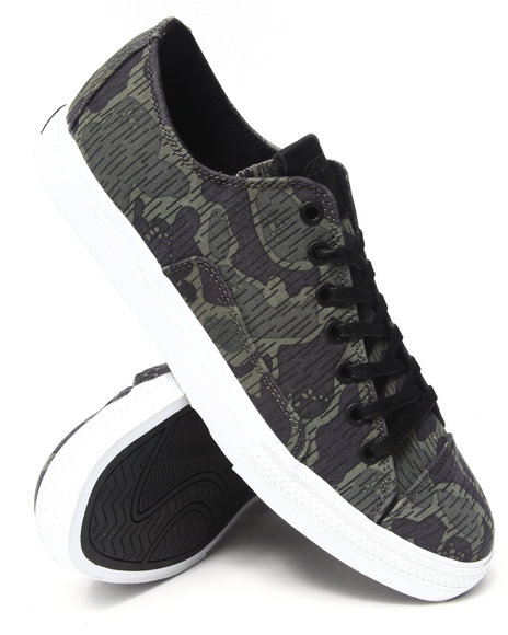 Diamond Supply Co Black,Camo Brilliant Low Black Rain Camo Sneakers