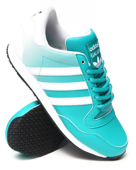 Adidas Teal Galaxy W Sneakers