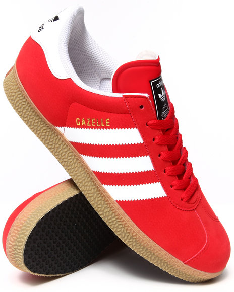 Adidas Red Gazelle 2 Sneakers