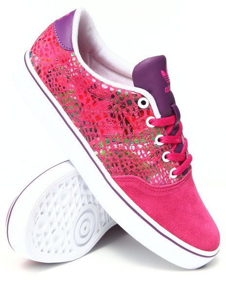 Adidas - Women Pink Adi Mc Low Sneakers