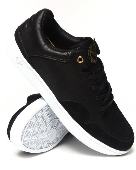 Diamond Supply Co Black Capital Black Snake Sneakers