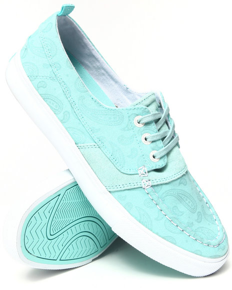 Diamond Supply Co Blue Yacht Club Diamond Blue Paisley Sneakers