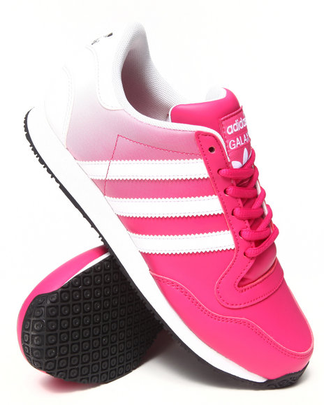 Adidas Pink Galaxy W Sneakers
