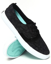 Diamond Supply Co - Yacht Club Black Paisley Sneakers