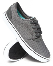Diamond Supply Co - Premier Grey Woven Sneakers
