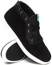 Diamond Supply Co - Jasper Black Gator Sneakers
