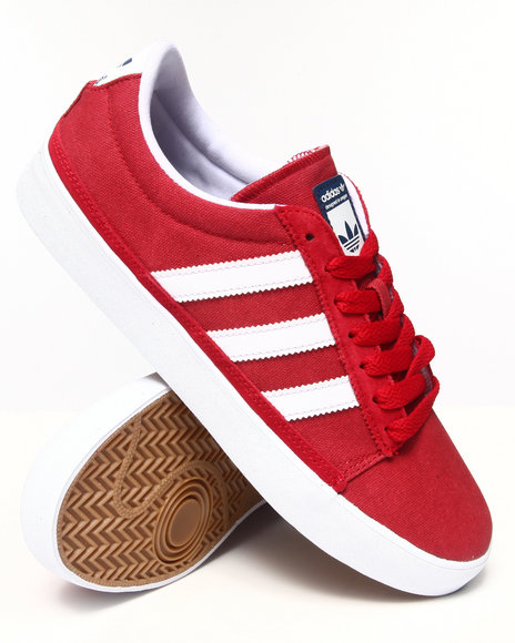Adidas Red Rayado Lo Sneakers