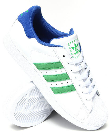Adidas White Superstar 2 Sneakers