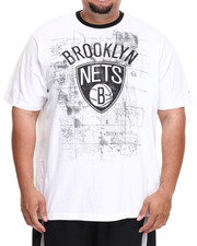 Men - Brooklyn Nets Blueprint Tee (B&T)