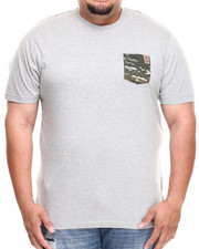 Holiday Shop - Men - Clearcut Pocket Tee (B&T)