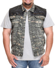 Men - Elevation Camo Vest (B&T)