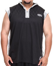 Men - San Antonio Spurs Fence Shooter Muscle Shirt (B&T)