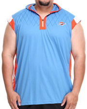 NBA, MLB, NFL Gear - Oklahoma City Thunder Fence Shooter Muscle Shirt (B&T)