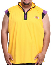 NBA, MLB, NFL Gear - Los Angeles Lakers Fence Shooter Muscle Shirt (B&T)