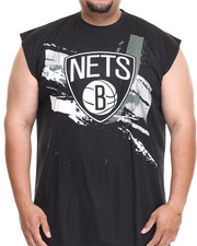 Shirts - Brooklyn Nets Charlie Muscle Tee (B&T)