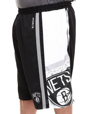 Shorts - Brooklyn Nets Davis Short (B&T)