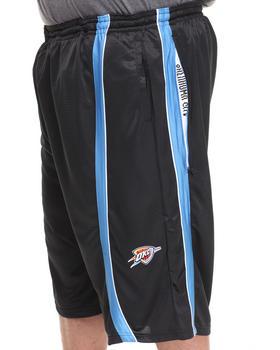 NBA, MLB, NFL Gear - Oklahoma City Thunder Varsity Short (B&T)