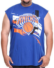 Shirts - New York Knicks Charlie Muscle Tee (B&T)