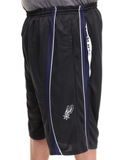 Shorts - San Antonio Spurs Varsity Short (B&T)