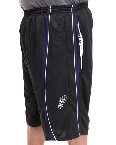 NBA, MLB, NFL Gear - San Antonio Spurs Varsity Short (B&T)