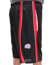 NBA, MLB, NFL Gear - Los Angeles Clippers Varsity Short (B&T)