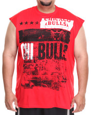 Shirts - Chicago Bulls Mobley Muscle Tee (B&T)