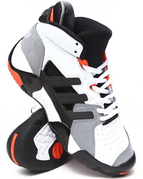 Adidas Black,White Streetball 2 Sneakers