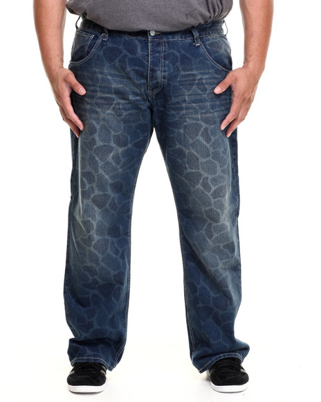 Parish Medium Wash Puffin Jean (Big & Tall)