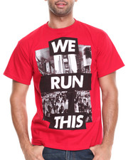T-Shirts - We Run This Tee