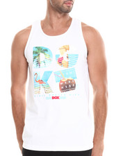 Men - Wish You Were Here Tank