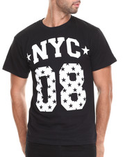 Men - NYC Star Tee