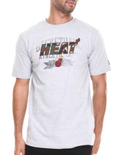 NBA, MLB, NFL Gear - Miami Heat Gymnasium Tee