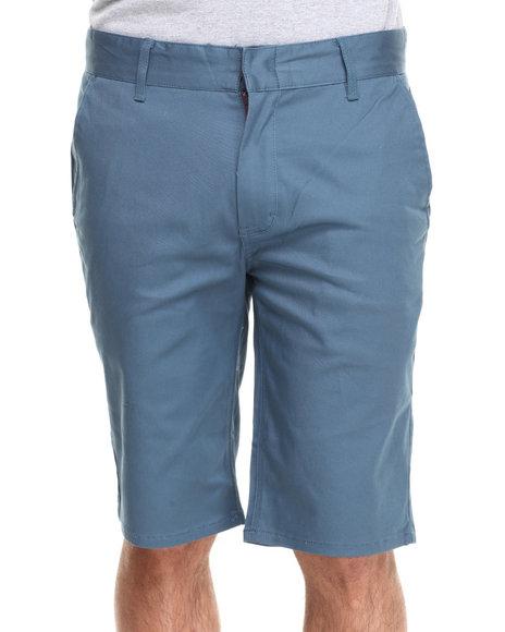 Altamont Blue Davis Slim Shorts