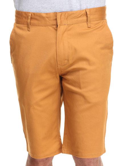 Altamont Copper Davis Slim Shorts