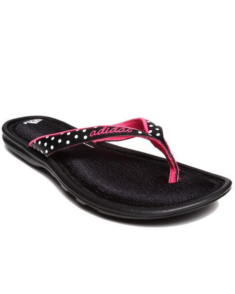 Adidas Black Ff Style Thong W Sandals