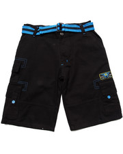 Sizes 8-20 - Big Kids - BELTED CARGO SHORTS (8-20)