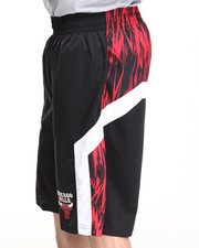 NBA, MLB, NFL Gear - Chicago Bulls Team Asphalt 2 Shorts