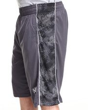 NBA, MLB, NFL Gear - Brooklyn Nets Team Aztec Shorts
