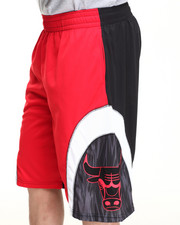 NBA, MLB, NFL Gear - Chicago Bulls Asphalt 1 Shorts