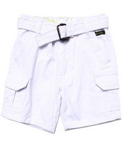 Boys - BELTED CARGO SHORTS (2T-4T)