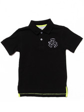 Sizes 4-7x - Kids - SOLID PIQUE POLO (4-7)