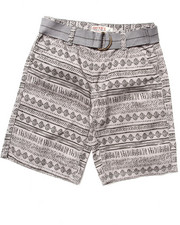 Bottoms - AZTEC PRINT SHORTS (8-20)