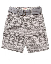 Boys - AZTEC PRINT SHORTS (4-7)