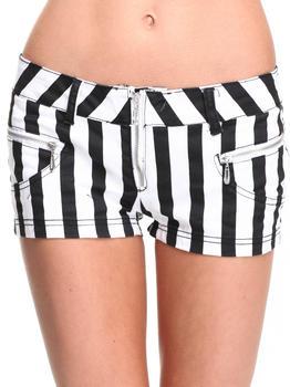 Fashion Lab - Robin Vertical Stripe Short