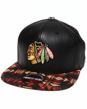 American Needle - Chicago Blackhawks Sleek Strapback hat