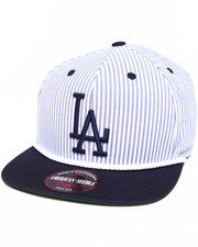 Men - Los Angeles Dodgers Hampton grosgrain strapback hat