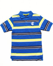 Tops - STRIPED POLO (8-20)