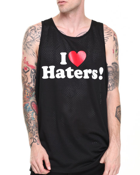 DGK Black Haters Basketball Tank