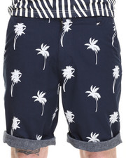 Men - Camp Palm Short w/ Roll Detail