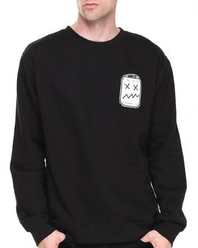 Don't Care - Guycan Crew Sweatshirt